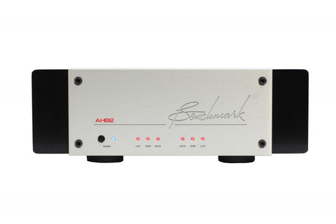 Benchmark AHB2 Amplifier Silver