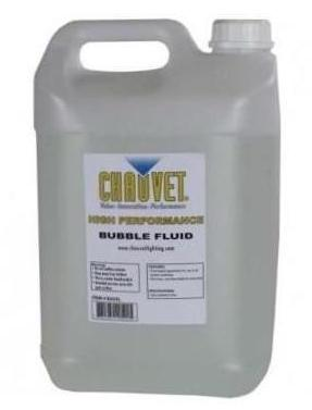 Chauvet BJ5 Bubble Machine Fluid 5 Litre