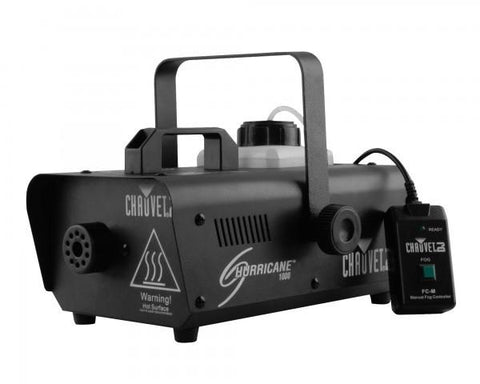 Chauvet Hurricane 1000 Smoke Machine