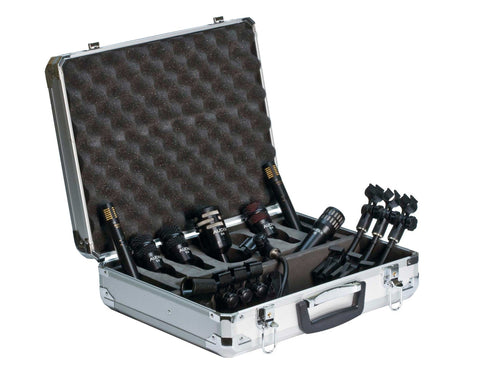 Audix DP7 7-Piece Drum Kit Mic Set