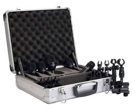 Audix FP7 7-Piece Fusion Drum Mic Pack