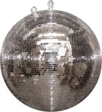 FX Lab 24 Inch Silver Mirror Ball