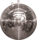 FX Lab 30 Inch Silver Mirror Ball