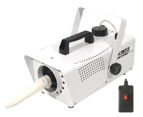 FX Lab 600W Snow Storm II Snow Machine