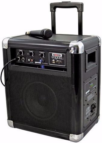 Gemini PLAY2GO Portable PA System