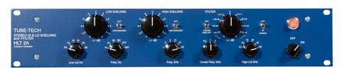 Tube-Tech HLT 2A EQ/Mastering Filter