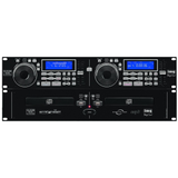 IMG StageLine CD-292USB Dual CD Player