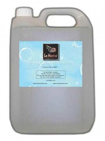 Le Maitre Super Bubble Fluid 5L