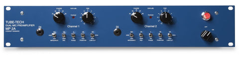 Tube-Tech MP 2A Dual Mic Preamp