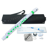 Nuvo jFlute N220JFGN White With Green Trim