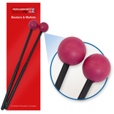 Percussion Plus PP056 Beaters Pair