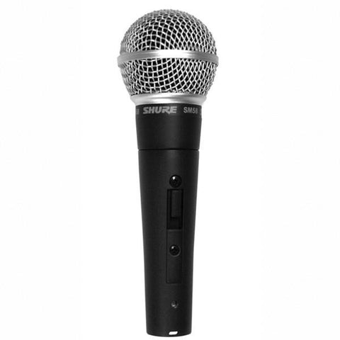 Shure SM58SE With Switch