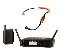 Shure GLXD14/SM31 Z2 Headset Wireless System