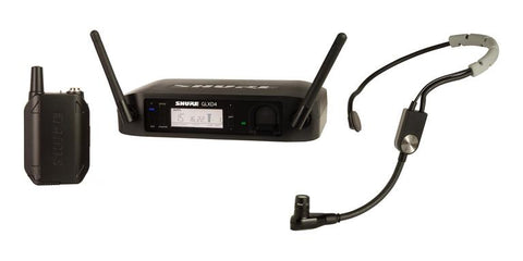 Shure GLXD14/SM35 Z2 Headset Wireless System