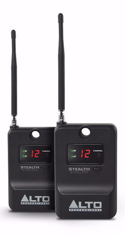 Alto Stealth Stealth Wireless Xpander Pack Kit