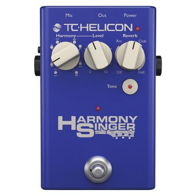 TC-Helicon Harmony Singer 2 Stompbox