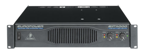 Behringer EP4000 Power Amplifier