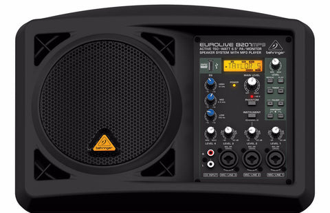 Behringer B207MP3 Active PA Speaker