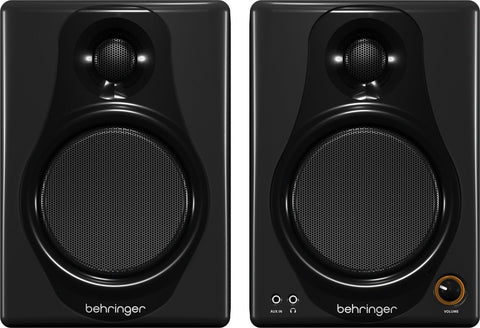 "Behringer Media 40USB 6.5"" Active Monitors"