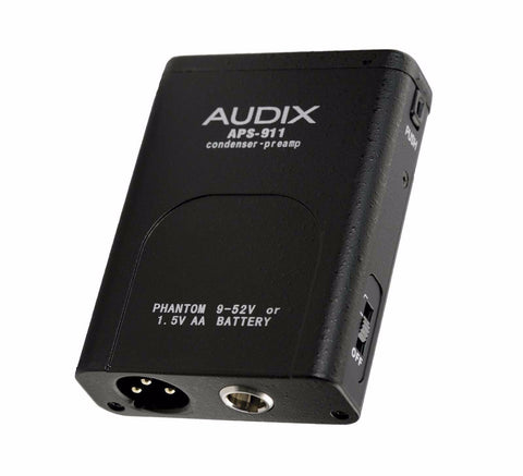 Audix APS911 Battery Phantom Power Supply