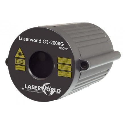 Laserworld GS-200RG Move Laser