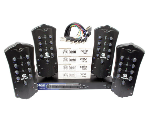 Hear Technologies Hear Back Four Pack System