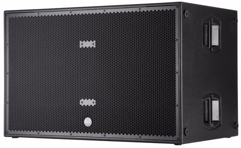 "RCF SUB 8006-AS Dual 18"" Active Subwoofer"