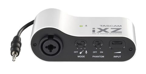 Tascam iXZ For iPad, iPhone, iPod Touch