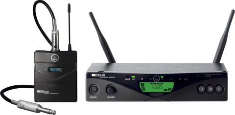 AKG WMS470 Instrument Wireless System CH38