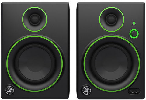 Mackie CR4 BT Active Studio Monitors Pair