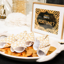 Gatsby Inspired New Year's Party Printables