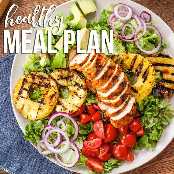 Healthy Meal Plans 2018