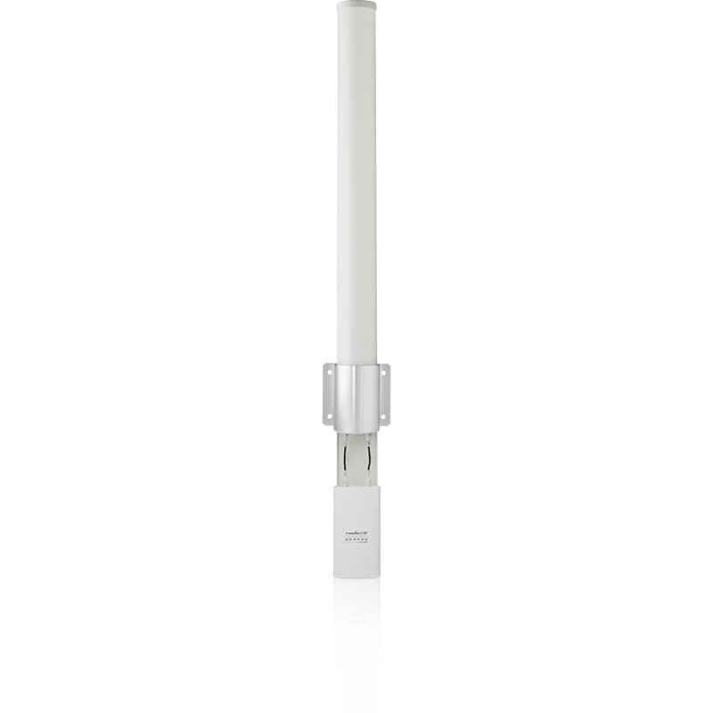 2.4GHz AirMax Omni, 10dBi, Rocket Kit