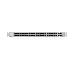 Managed 48-port L2 Gigabit PoE+ Switch