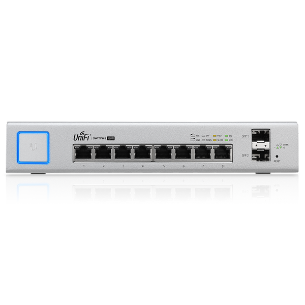 UniFi Switch PoE 8 (150W)