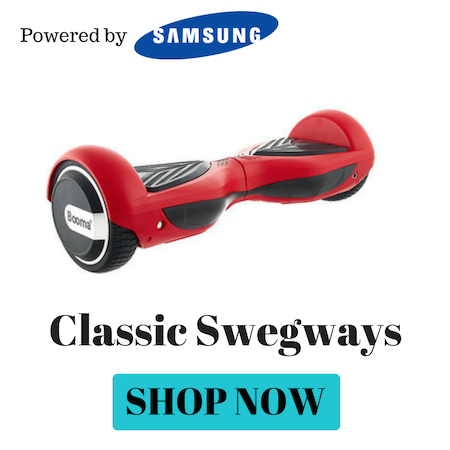 Booma® UK Hoverboards - Swegway V2 models