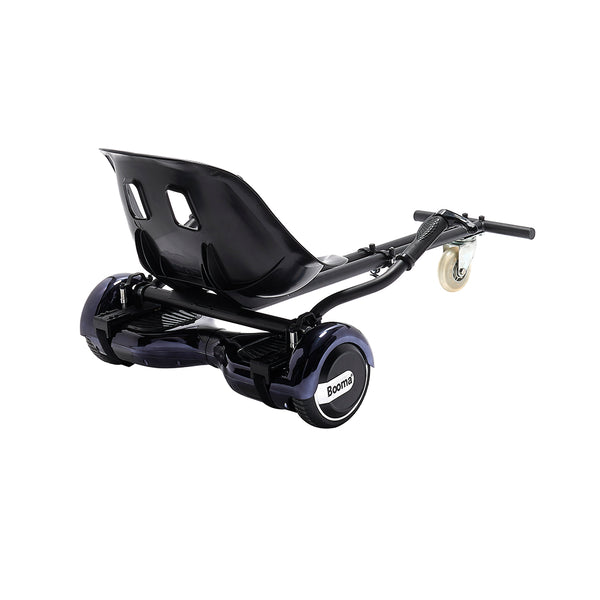 Booma® UK Swegway Kart V2 - Black