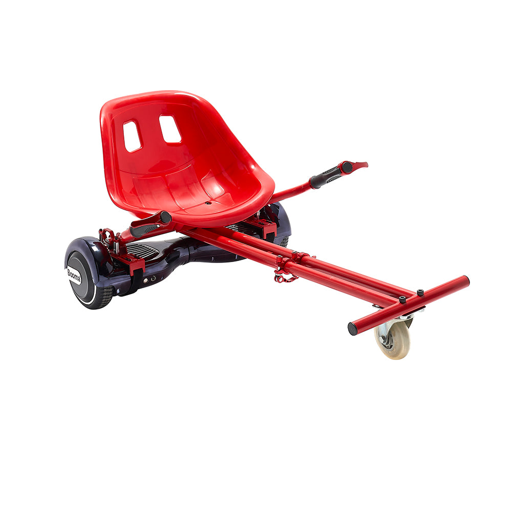 Booma® UK Swegway Kart V2 - Red