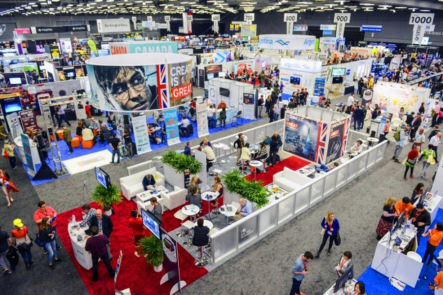 Choosing the Best Exhibit Space at Trade Shows
