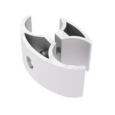 50mm/50mm Aluminum Butterfly Clamp