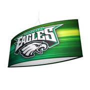 Ellipse Hanging Banner - Hanging Banners