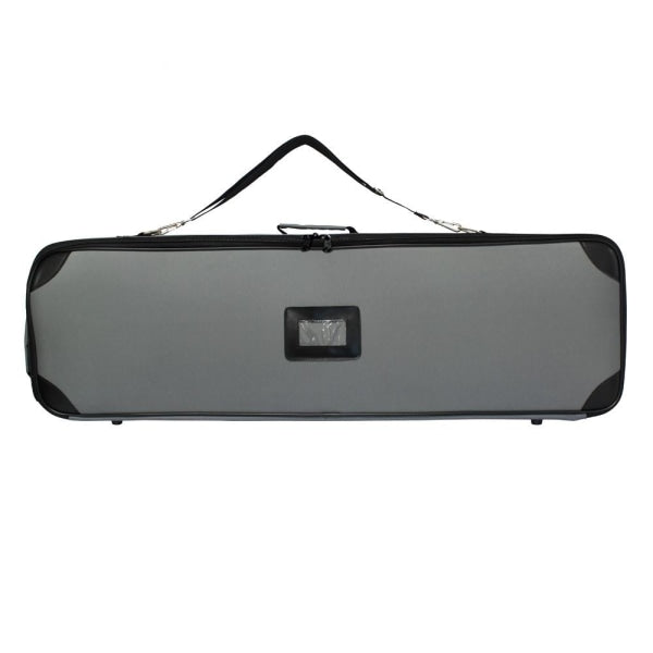 Medium Silver Padded Travel Case - Cases & Bags