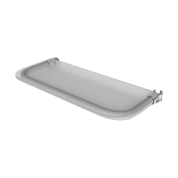Waterfall Clear Plexiglass Shelf - Merchandiser Accessories