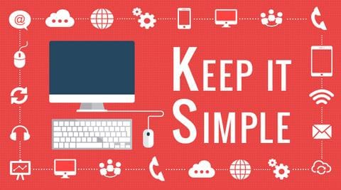 Trade Show Booth Design - Keep It Simple | Trade Show House