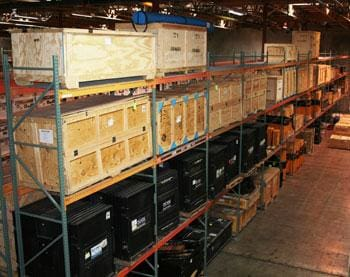 Trade Show Exhibit Storage Facility | Trade Show House