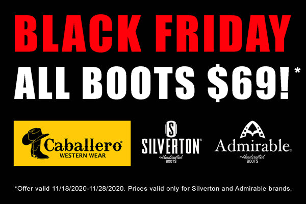 black friday boots sale