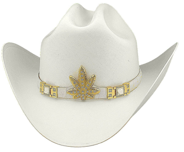 "Admirable® Straw Hat 10,000X 3.5"" (2C575)"