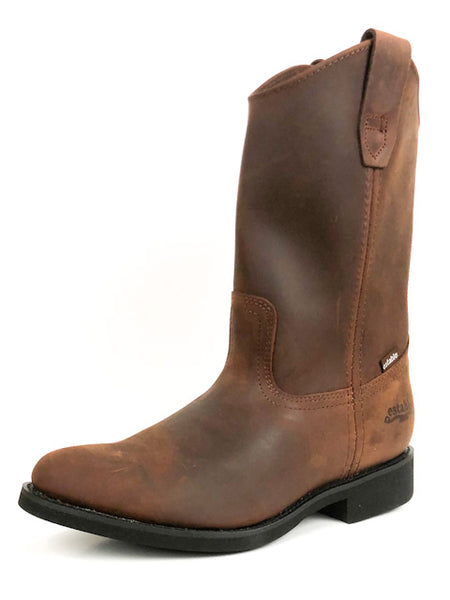 Men's Establo Work Boot Crazy Brown 512