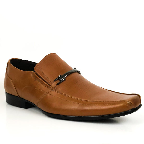 Bonafini Men's Fashion Shoe brown  A-121