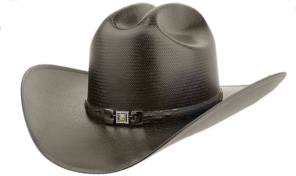 "Admirable® Straw Hat 100X Rancher 4.0"" (1VN)"